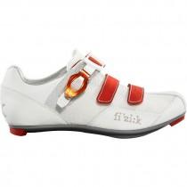 FIZIK R5 Lady Race Fietsschoen White Orange (Actie)