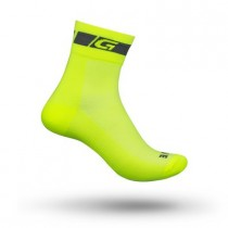 GripGrab Cycling Sock Regular-Cut Hi-Vis
