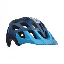 Lazer revolution casque de vélo vtt bleu mat