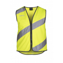 WOWOW Roadie Vest Yellow Fluo
