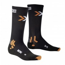 X-Socks bike mid energizer chaussettes noir