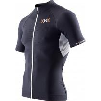X-BIONIC The Trick Biking Shirt SS Black White