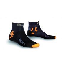 X-Socks bike racing chaussettes noir