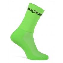 RUBA CUORE Corsa Sock Green