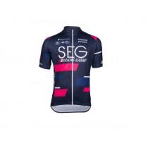 Vermarc SEG Racing Academy spl aero maillot de cyclisme à manches courtes 2019