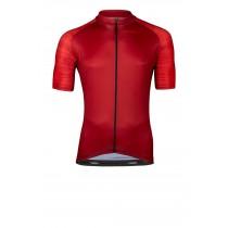 Vermarc seiso sp.l aero maillot de cyclisme manches courtes bordeaux rouge
