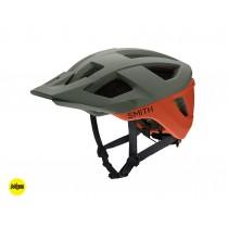 Smith Network Mips Casque de vélo Matte Sage Red Rock