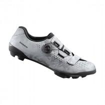 Shimano RX800 chaussures de cyclisme argent