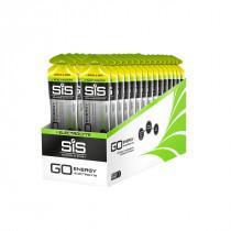 Sis go energy + electrolyte energiegel 60ml lemon mint (30 stuks)