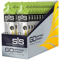 Sis go isotonic energiegel 60ml apple (30 stuks)