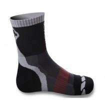 DESCENTE Sock WINTER Zwart - Metal