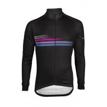 Vermarc sting mid season veste de cyclisme noir