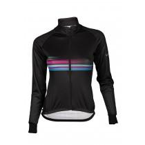 Vermarc sting mid season veste de cyclisme femme noir