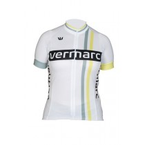 VERMARC Strada Lady Jersey SS White
