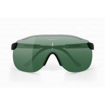 Alba optics stratos lunettes de cyclisme noir - vzum leaf lens