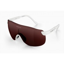 Alba optics stratos fietsbril wit - vzum poupou lens