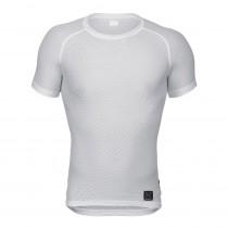 De Marchi superleggera vêtement manches courtes blanc