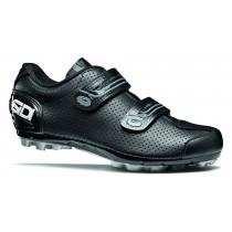 Sidi swift air vtt chaussures de cyclisme noir