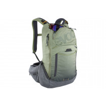 EVOC TRAIL PRO 16 LIGHT OLIVE - CARBON GREY 16L L/XL