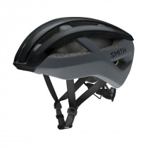 Smith Network Mips Fietshelm Black Matte Cement
