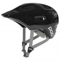 Poc trabec casque de vélo noir mat