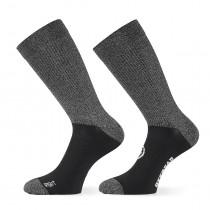 Assos Trail  Socks Blackseries