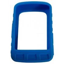 Tuffluv couverture en silicone pour Wahoo elemnt roam bleu