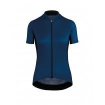 Assos campionissimo uma GT maillot de cyclisme manches courtes femme caleum bleu