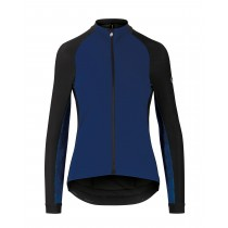 Assos uma gt spring/fall veste de cyclisme femme caleum bleu