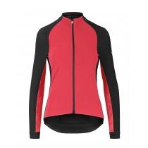 Assos uma gt spring/fall veste de cyclisme femme galaxy rose