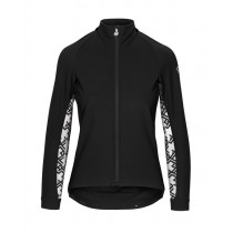 Assos uma gt winter veste de cyclisme femme blackseries noir