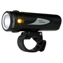 Light & Motion Urban 350 Black (LM8560538A)