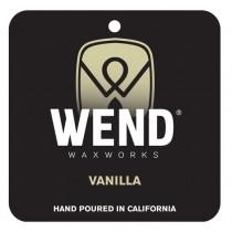 Wend waxworks luchtverfrisser vanilla