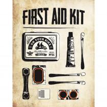 The Vandal First Aid Kit Postkaart