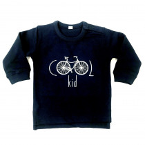 The Vandal Cool Kid Sweater Navy