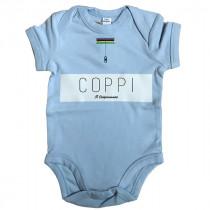 The Vandal Little Coppi Romper Lichtblauw