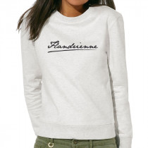 The Vandal Flandrienne Sweater Cream
