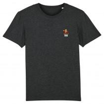 The Vandal King Kom T-Shirt Grey