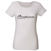The Vandal Flandrienne T-Shirt Mandarine