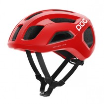 Poc ventral air spin casque de cyclisme prismane rouge mat