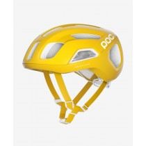 Poc ventral air spin casque de cyclisme sulphite jaune mat
