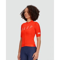 Maap Women'S Echo Pro Base Jersey - Chilli