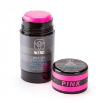 Wend waxworks wax-on smeermiddel 80ml roze