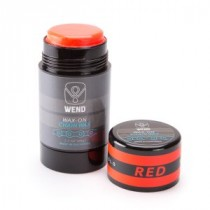 Wend waxworks wax-on smeermiddel 80ml rood