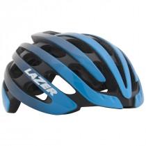 Lazer Z1 casque de vélo mat bleu noir