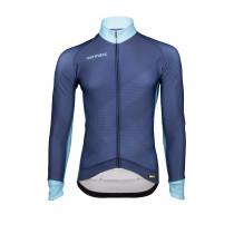 Vermarc Zigzag Shirt Lange Mouwen Pr.R Marine/ Blue