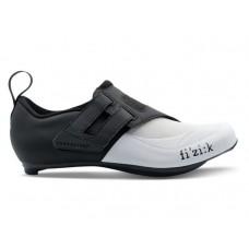 Fizik transiro r4 powerstrap chaussures triathlon noir blanc