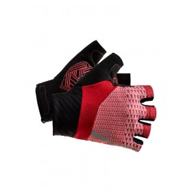 Craft rouleur gant de cyclisme rouge