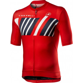 Castelli Hors Categorie Jersey - Red