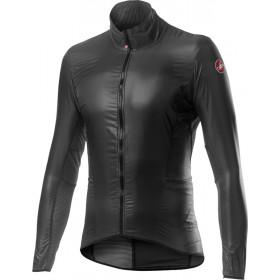 Castelli Aria Shell Jacket - Dark Gray